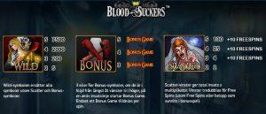 Spela Blood Suckers nu på CherryCasino!