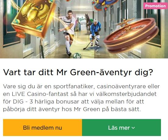 Spela nya Lil Devil slot på Mr Green!