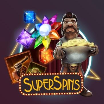 Upp till 100 SuperSpins på CherryCasino!