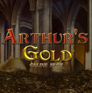 Arthur's Gold Slot från Microgaming och Gold Coin Studios!