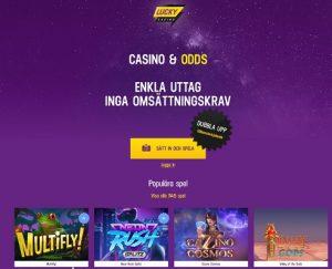 Spela snart Lightning Joker på Lucky Casino!